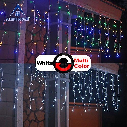 Dual Color Led Christmas Lights