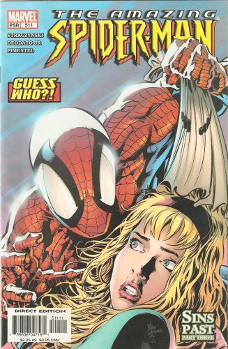 The Amazing Spider-man #511 (Sins Past Part 3) October 2004