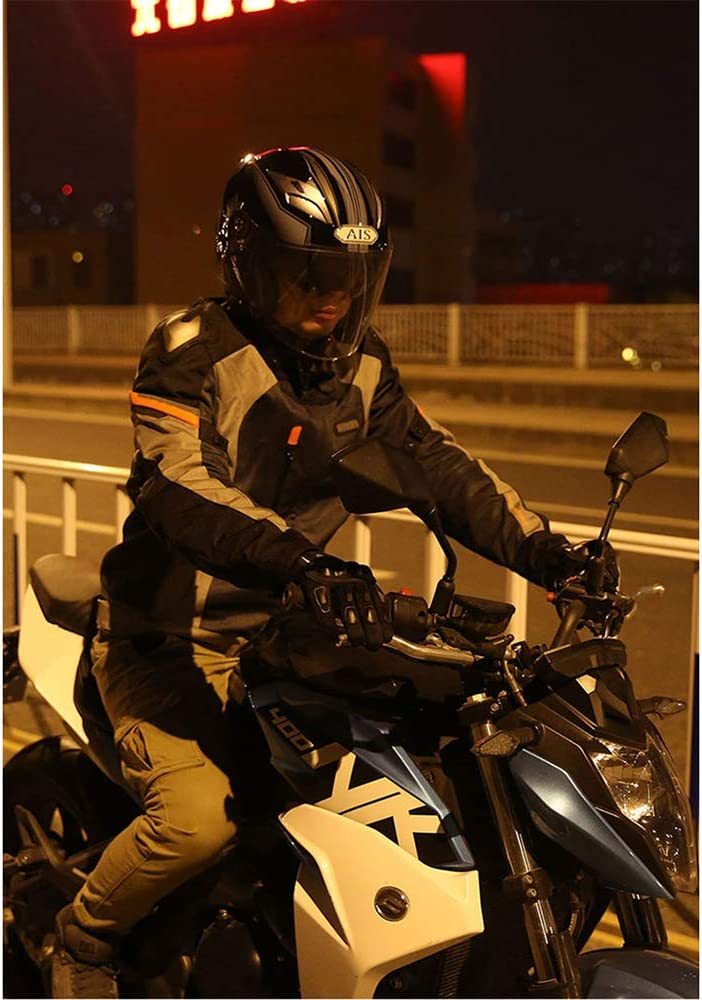 Bluetooth . Incluye Bluetooth, m/áscara, Guantes FM LMJ-QXhat Casco de Motocicleta Modular Bluetooth Integrado Prueba de pinchazo con certificaci/ón Dot: Casco de Motocicleta 3//4