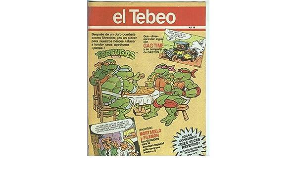 El Tebeo edicion 1991 numero 018: Varios: Amazon.com: Books