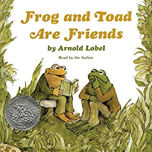 Frog and Toad Together Audiobook