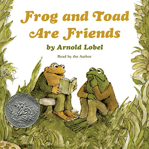 Frog and Toad Are Friends Audiobook by Arnold Lobel [Free Download] thumbnail