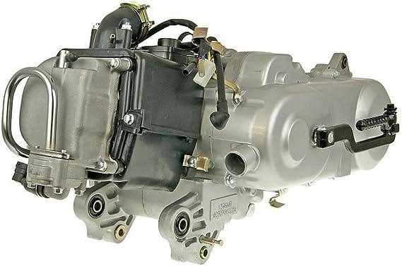 Motor Komplett 50cc Gy6 China 4takt 139qma Mit Sls Jinlun Fighter 50 Jl50qt 5 Auto