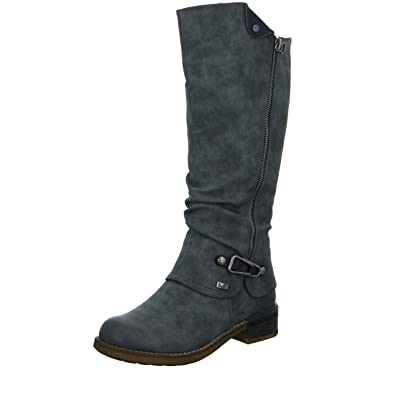 703f0bbc387e Amazon.com   Rieker Fabrizia 52 Winter Boots Womens   Snow Boots