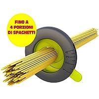 Dosificador para espaguetis tamaño hasta a 4porciones. Medidor Pasta espagueti de 4colores surtidos