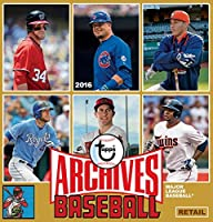 2016 Topps Archives Baseball Value Box. This Blaster Includes 80 Cards 8 Packs With 10 Cards. Look For Bull Durham Movie Autos and Inserts