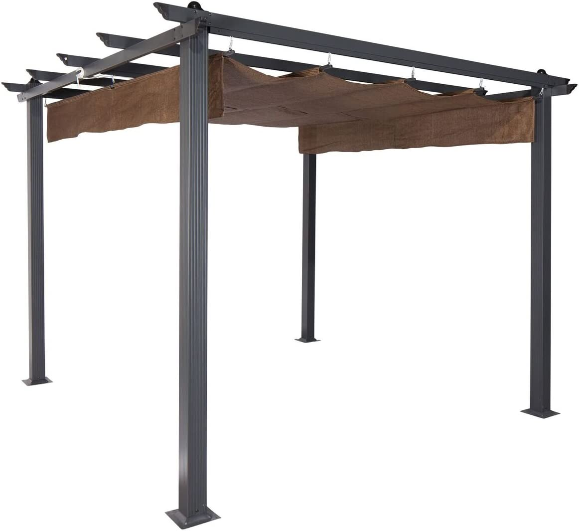 COOLAROO Aurora PERGOLA, Backyard PERGOLA: Amazon.es: Jardín
