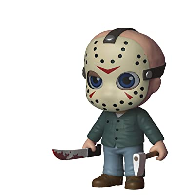 Funko 5 Star: Horror, Friday The 13Th - Jason Voorhees Collectible Figure, Multicolor: Toys & Games