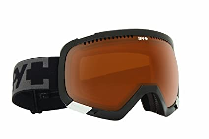 12cc8c2537a Amazon.com   Spy Optic Platoon Snow Goggles (Black