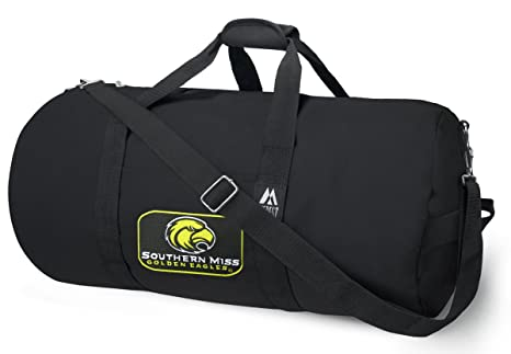 ed51eeb62b Image Unavailable. Image not available for. Color  Broad Bay OFFICIAL  Southern Miss Eagles Duffle Bag or USM Southern Miss Gym Bags Suitcases