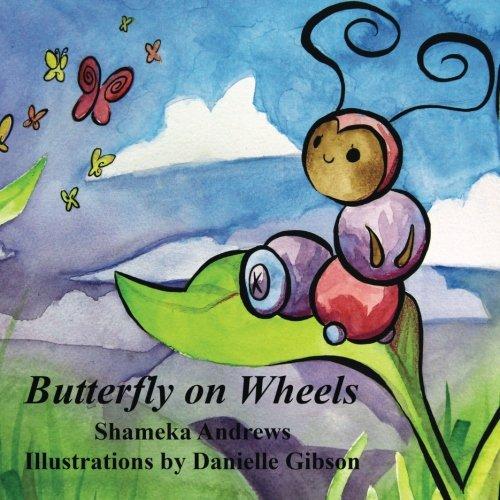 Butterfly on Wheels