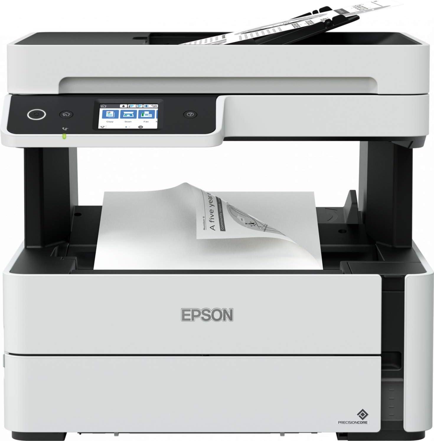 Epson Ecotank Et M3140 Nachfüllbares 4 In 1 Computer Zubehör