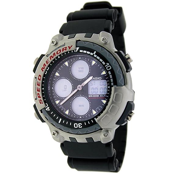 46272c0eb121 RELOJ CASIO AD-301-1EV  Amazon.es  Relojes