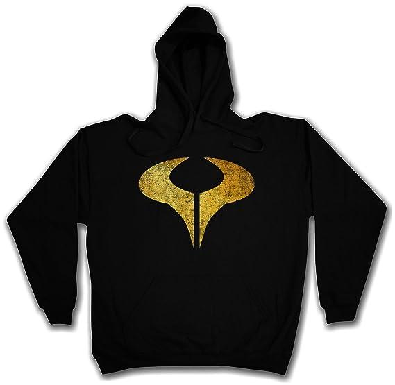 Urban Backwoods Symbol Of Cronos Hooded Sweat Sweatshirt Hoodie
