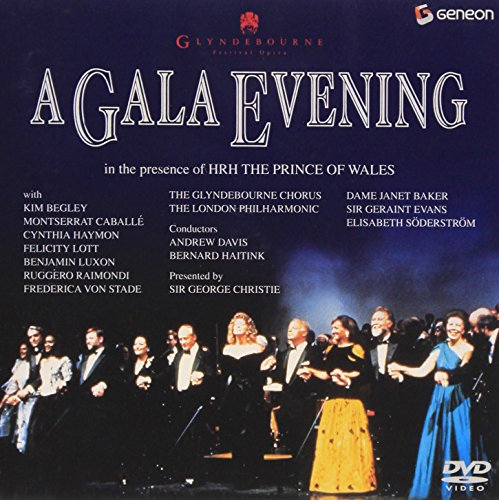 1992グラインドボーン音楽祭 記念コンサート
