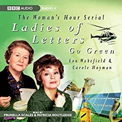 Ladies of Letters Go Green