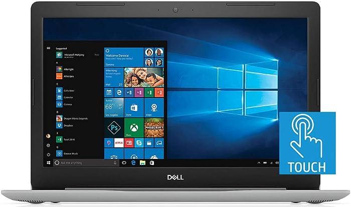 "2019 Dell Inspiron 5570 15.6"" FHD Touchscreen Laptop, Intel Quad Core i7-8550U, 16GB DDR4 Memory, 128GB SSD Boot + 1TB HDD, Backlit Keyboard, MaxxAudio, WiFi, HDMI, Card Reader, Windows 10"