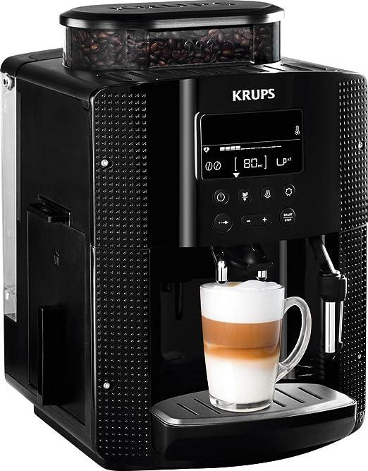 Krups Cafetera automática EA 8150: Amazon.es: Hogar