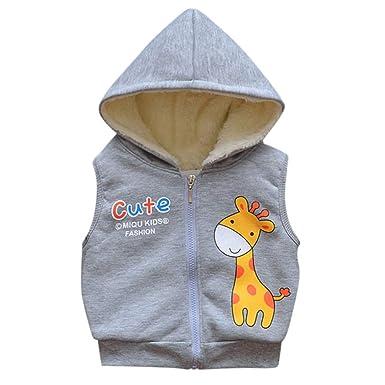 e67d71123 Zerototens Winter Kids Vest