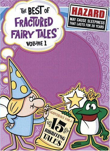 Animated Fairy Tales - The Best of Fractured Fairy Tales, Volume One