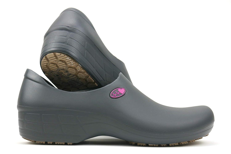 Keep Nursing Sticky Shoes Waterproof Slip-Resistant Womens Cute Nursing Shoes