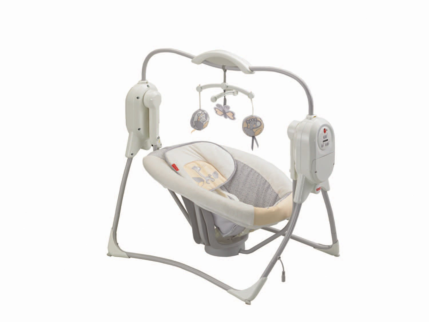 Fisher-Price Power Plus SpaceSaver Cradle 'n Swing (Discontinued by Manufacturer)