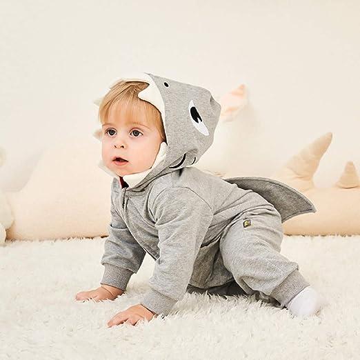 beb/és Mameluco con Capucha ni/ñas Fairy Baby Mono para ni/ños peque/ños Invierno