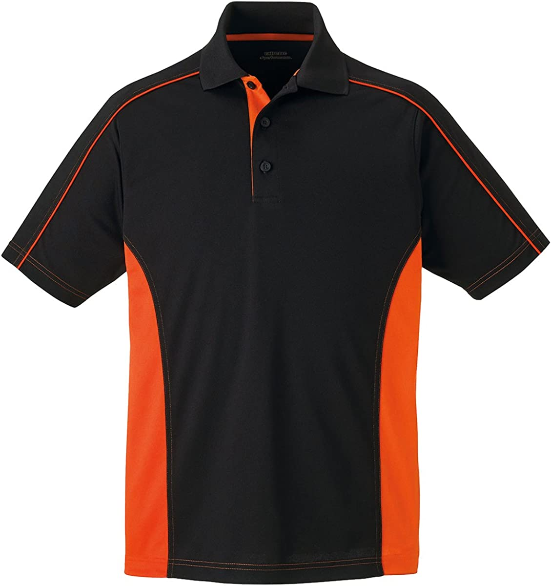 Ash City Extreme Polos Snag Protection Plus Color-Block Polos 85113 -Classic NA M