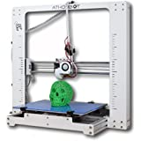 Athorbot Brother impresora 3d prusa i3 24V Listo para Imprimir PLA ABS Nylon TPU Gran Tamaño de la Construcción 300*300*300mm