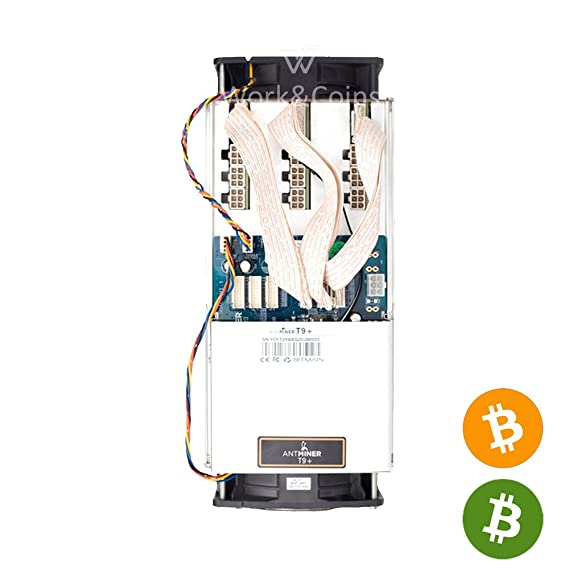 antminer T9+ ASIC SHA-256 10.5TH/s: Amazon.es: Electrónica