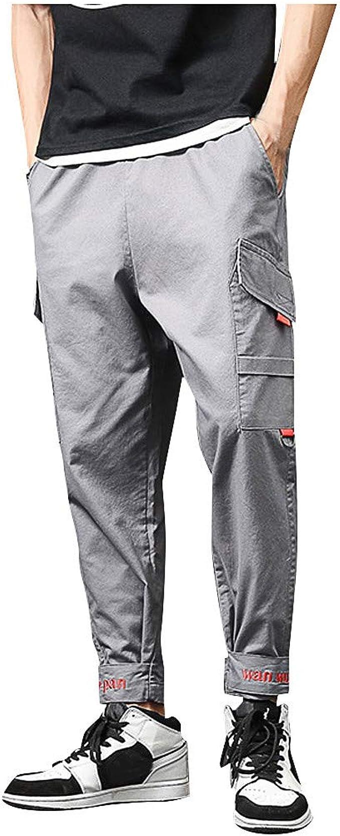 NUSGEAR VPASS Pantalones para Hombre, Casuales Moda ...