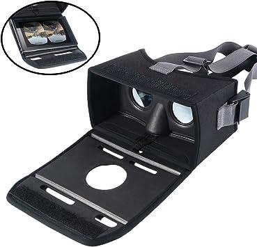 onedeal Gafas de Realidad Virtual VR con Gancho para Auriculares para Nintendo Switch Gaming AC1950: Amazon.es: Electrónica