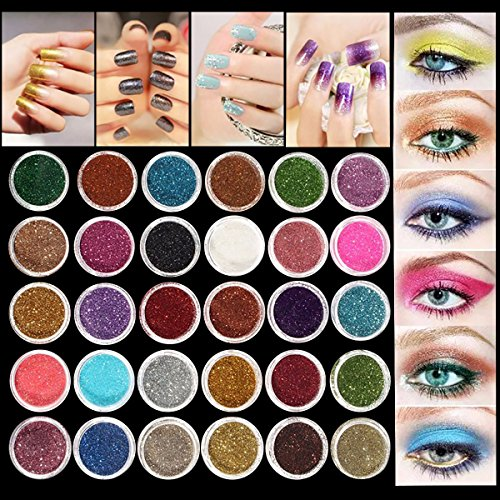 eyeshadownail-glitter-luckyfine-30pcs-set-colors-mixed-glitter-loose-powder-eyeshadow-eye-shadow-cos