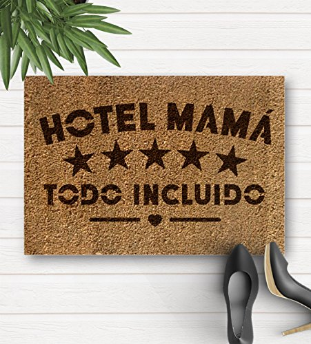 Missborderlike Felpudo Hotel Mama 5 Estrellas Todo Incl