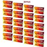 20-Pack TDK Mini DV 60 Minute DVM DVC Digital Video Blank Cassette Tape DVC60 NEW