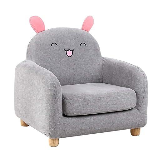 SXFYHXY Asiento del sofá para niños Asiento extraíble ...