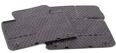 Volkswagen 3c1061502a 82v Gummi Fußmatten Auto