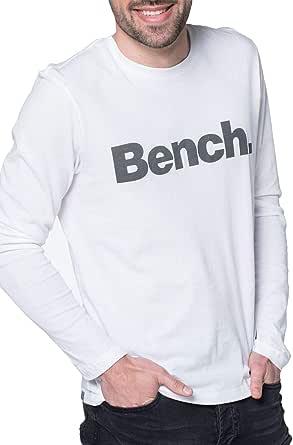 Bench Mens Majority Long Sleeve Jacket With Front Zip F405