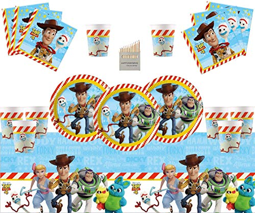 Toy Story party game by Amscan contains 1 poster 12 Stickers and 1 Blindfold