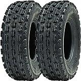 22 x 7 - 10 Wanda P356 GNCC Cross Country Race 6-Ply Sport ATV Tire - Set of 2