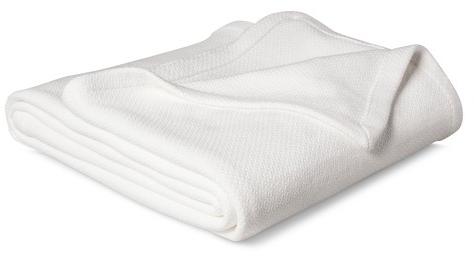 Cotton Blanket - Solid Threshold™ : Target