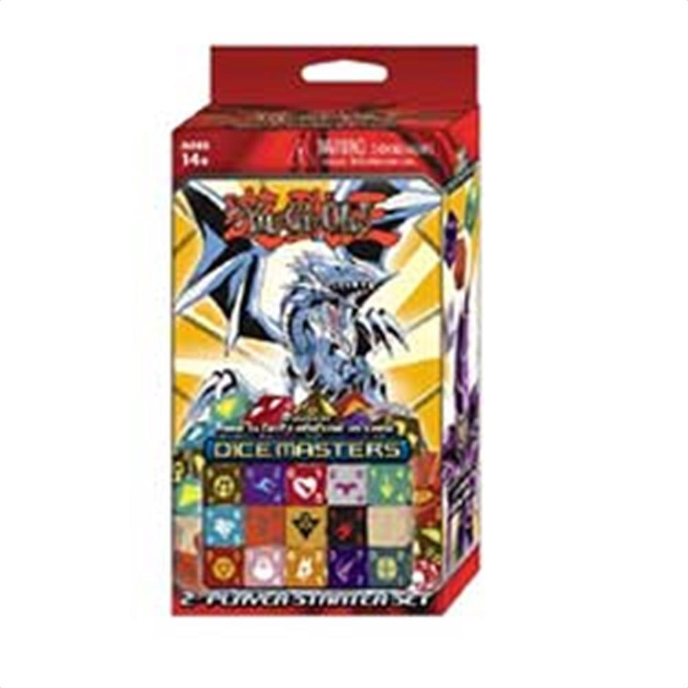 Yu-Gi-Oh! YGO Würfel Master Starter C24 Brettspiel