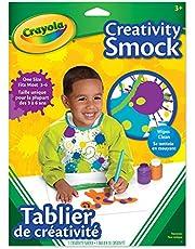 Crayola Creativity Smock Arts & Crafts