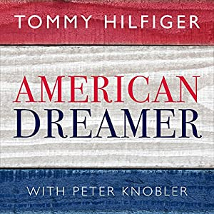 American Dreamer Audiobook