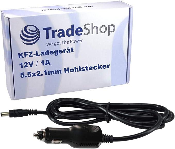 Trade Shop Universal 12v 1a Kfz Auto Ladegerät Elektronik