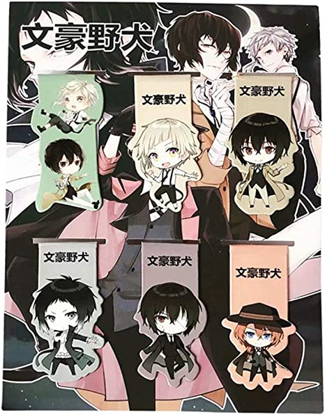 JoJo/'s Bizarre Adventure Magnetic Bookmark Anime Manga
