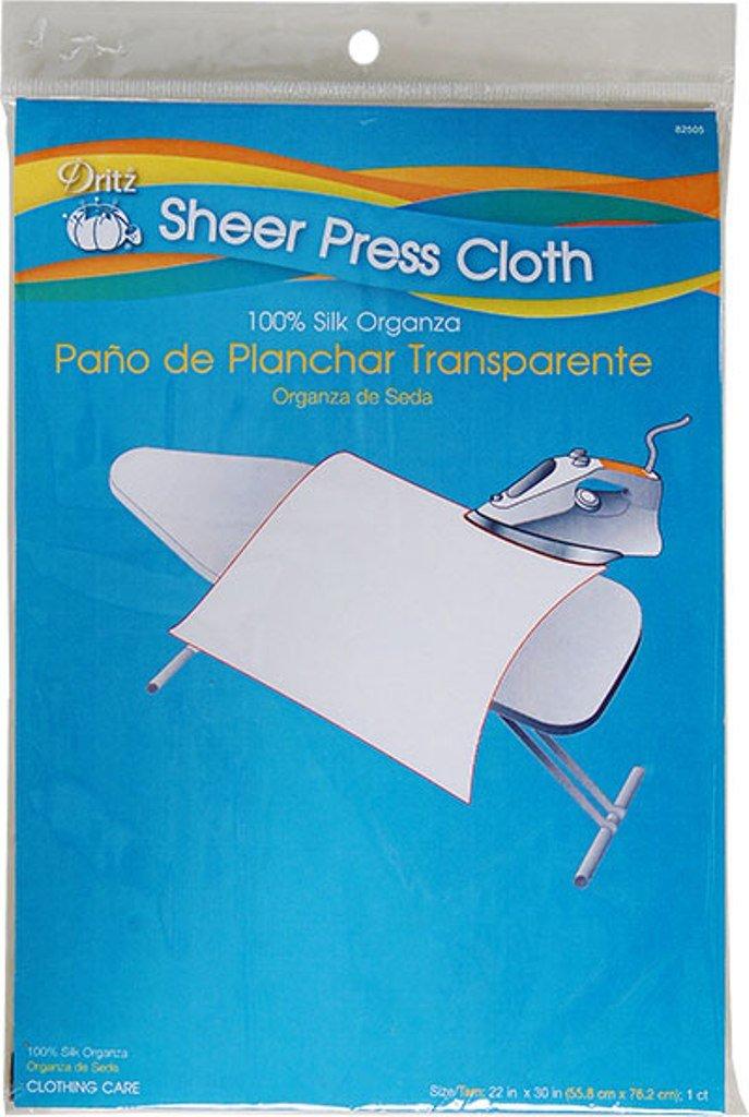 Dritz 82505 Clothing Care Sheer Press Cloth