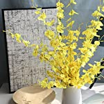 HuanhuaTC-8pcs-Artificial-Orchids-Realistic-Fake-Flowers-Arrangement-for-Home-Party-and-Wedding-Decor