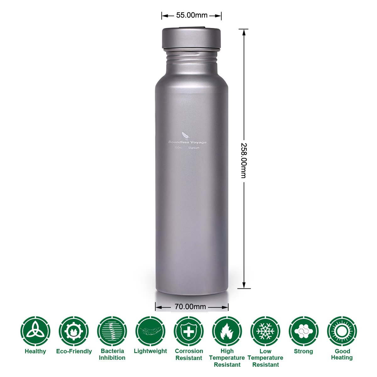 A/&R Sports Water Bottle