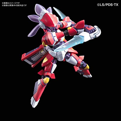 LBX ダンボール戦機 パンドラ 1/1スケール 色分け済みプラモデル